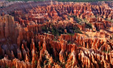 Bryce Canyon, el falso cañón de Utah