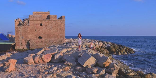 Castillo de Páfos