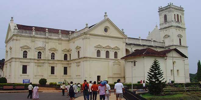 Catedral-de-Goa