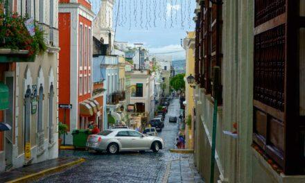 El inolvidable Viejo San Juan