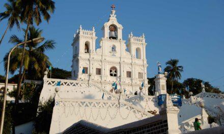 Goa y sus maravillosas iglesias