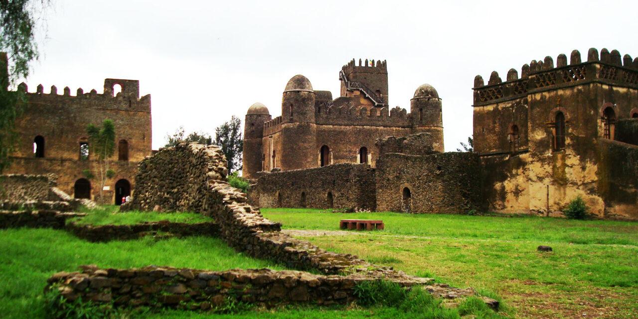 Gonder, la Camelot de África