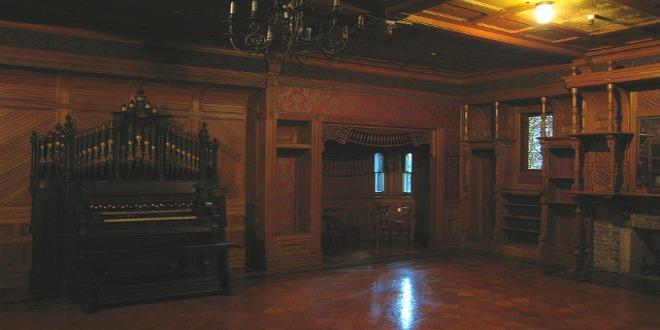 Grand Ballroom Organ
