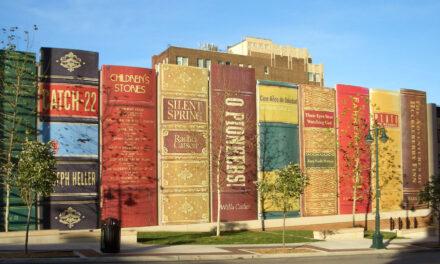 La magnífica Biblioteca pública de Kansas City