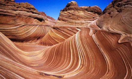 La Ola del Desierto, belleza sublime…y petrificada