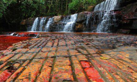 La Quebrada de Jaspe, una joya en Venezuela