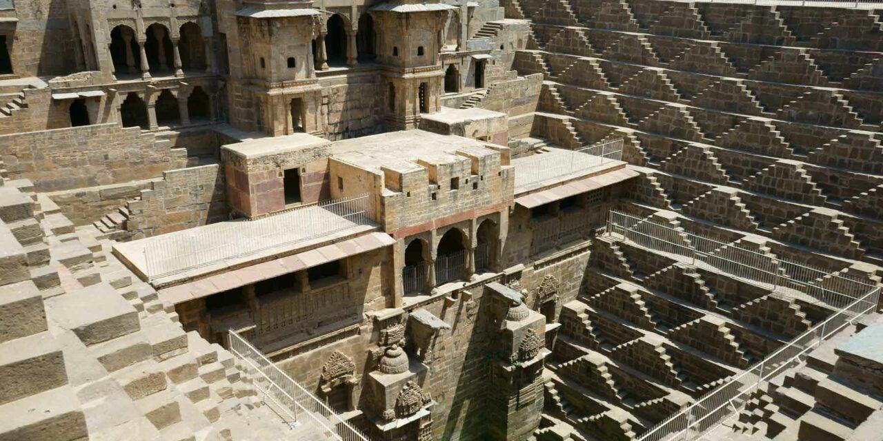 Las 5 escaleras más impresionantes del mundo