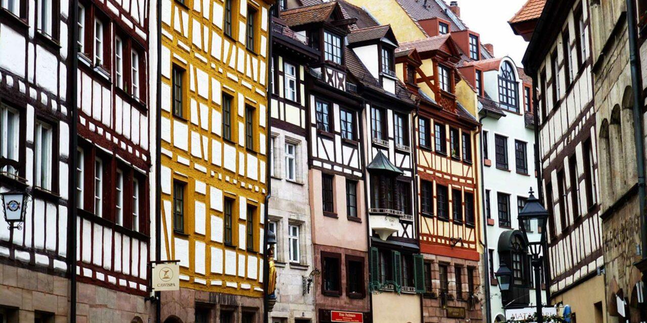 Nuremberg, una ciudad llena de historia