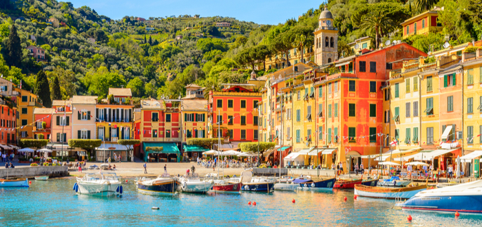 Los 10 pueblos de Italia más bonitos. Portofino