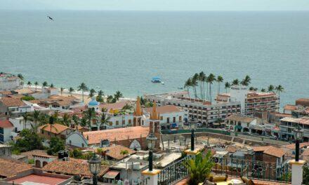El exuberante Puerto Vallarta