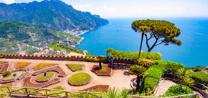 Los 10 pueblos de Italia más bonitos. Ravello