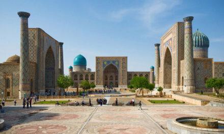 Samarkand, encrucijada de culturas
