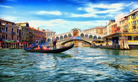 Fin de semana mágico en la bella Venecia