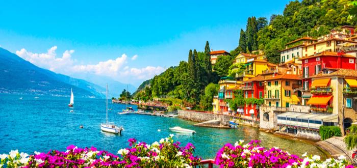 Los 10 pueblos de Italia más bonitos. Varenna