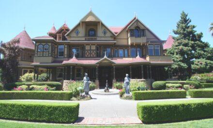 Winchester House para un Halloween de miedo