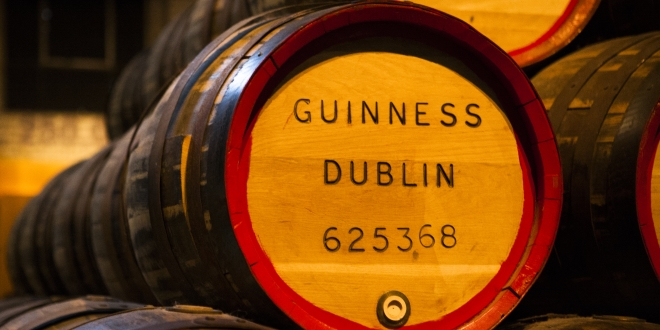 Guinness Factory Dublín