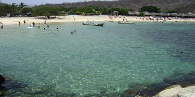 Las 9 bahías de Huatulco en México