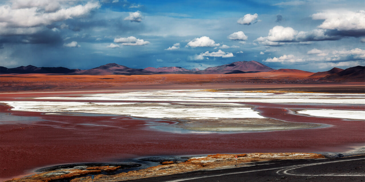 Laguna Colorada: una reliquia natural