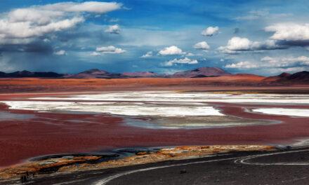 Laguna Colorada: una reliquia natural