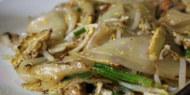Pad Thai tailandés