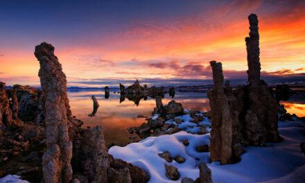 Mono lake, un lago místico en Estados Unidos