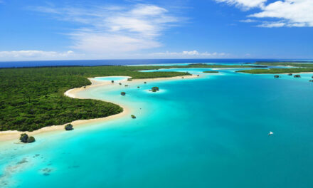 Las secretas islas de Nueva Caledonia