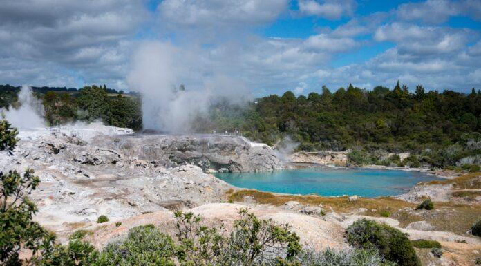 Rotorua, Nueva Zelanda ¿Te animas a descubrirla?