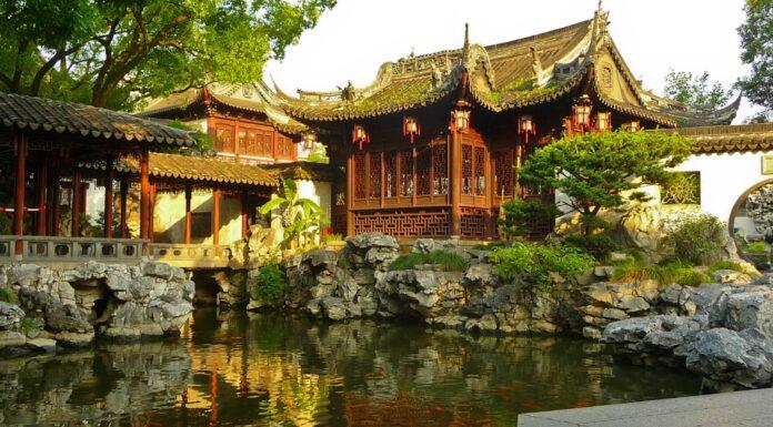 Conoce el tradicional y mágico Jardin Yuyuan