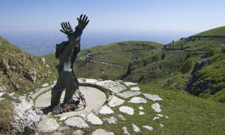 Monte Grappa, monumento a los caídos