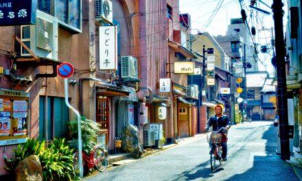 Guía de comportamiento en Kyoto