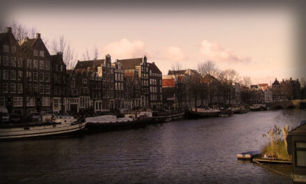 El Distrito del Agua en Amsterdam