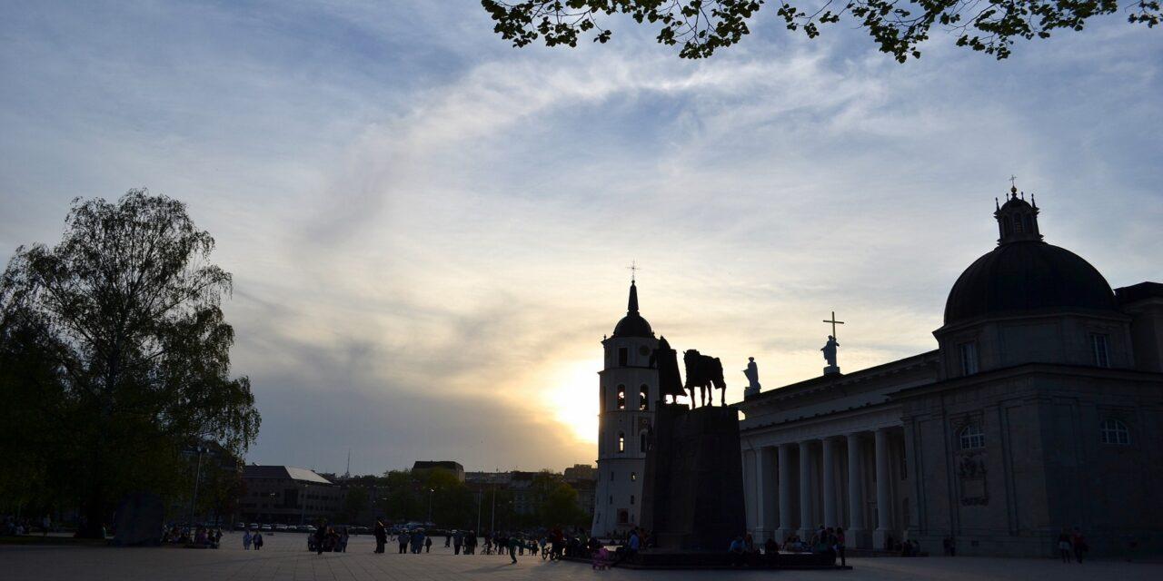 Vilna, capital de arte y ensueño