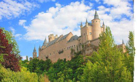 El increíble Alcázar de Segovia