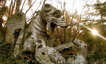 Bormazo, el fascinante parque de los monstruos