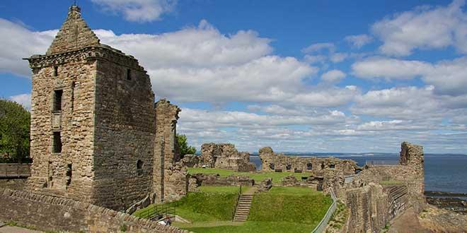 Castillo-de-St-Andrews