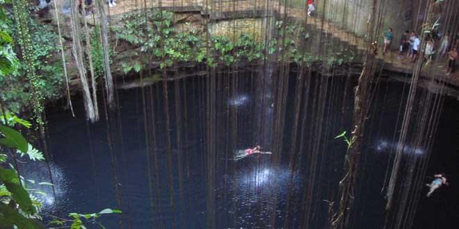 Cenote-sagrado
