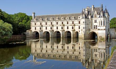 Château de Chenonceau, el castillo sobre el río