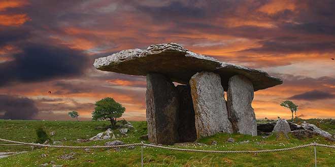 Dolmenes-Burren