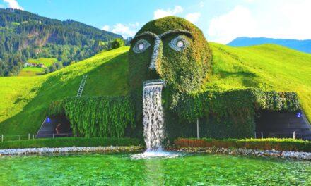 El Gigante del Tirol:  el mundo de cristal
