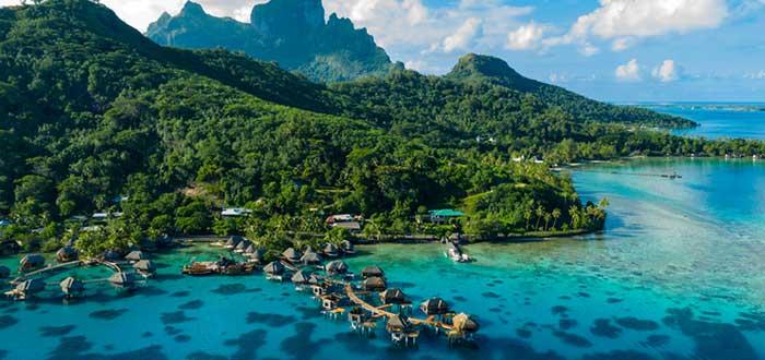 Hoteles más caros del mundo: Four Seasons, Bora Bora