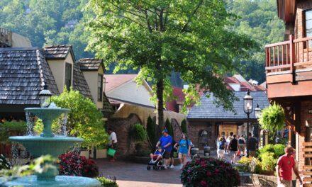 Gatlinburg, un espectacular pueblo de montaña