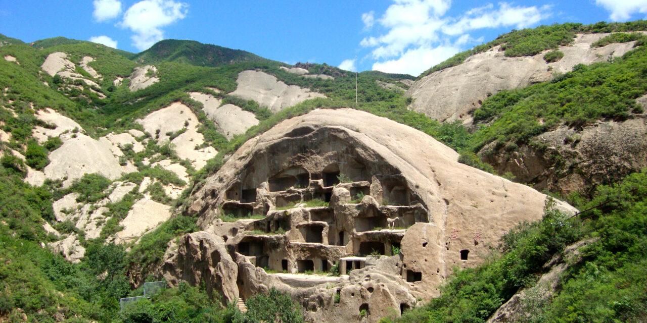 Las misteriosas ruinas de Guyaju