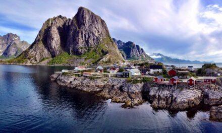 Hamnøy, el espíritu de Noruega en una pequeña isla