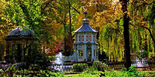 De paseo por los m gicos jardines de aranjuez el viajero for Restaurante jardin del principe en aranjuez