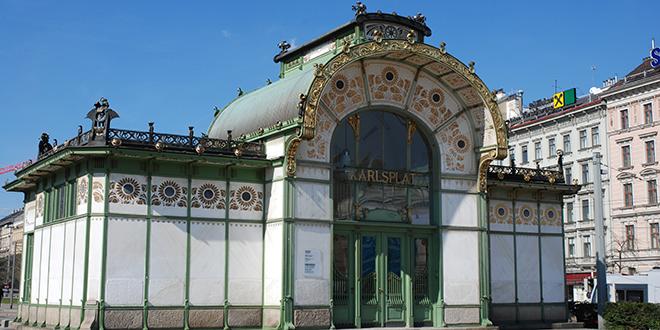 Pabellones Karlsplatz