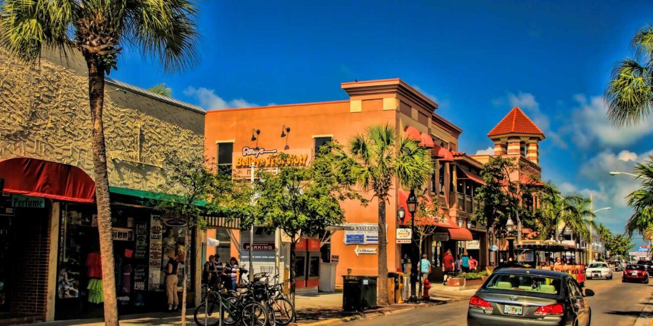 Key West, una isla paradisíaca