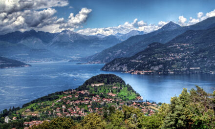 Lago de Como, belleza en estado puro