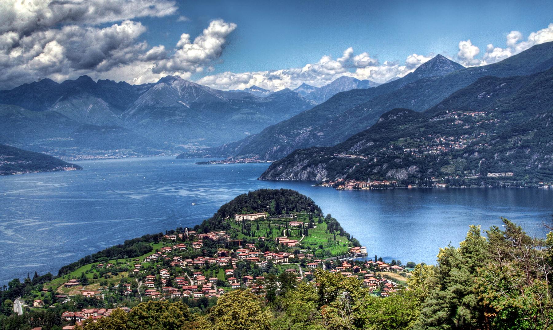 Lago de como belleza en estado puro el viajero feliz for Como hacer un lago en el jardin