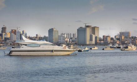 Luanda, una ciudad de lujo y contrastes