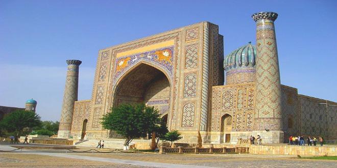 Madrasa Sherdar